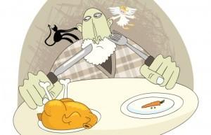 crítico gastronomico