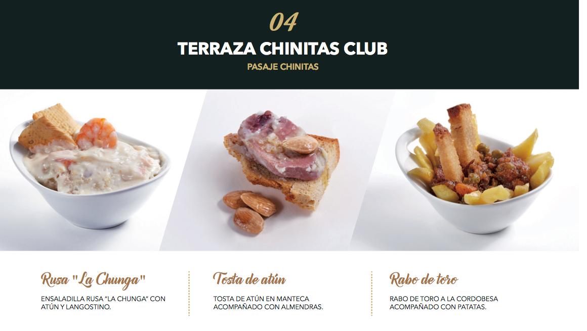 Chinitas club